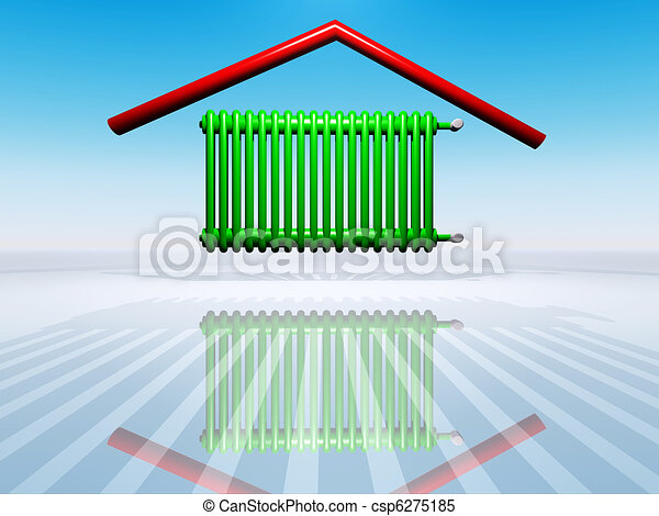 house warming - csp6275185