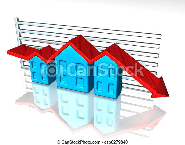 Housing market - csp6279840
