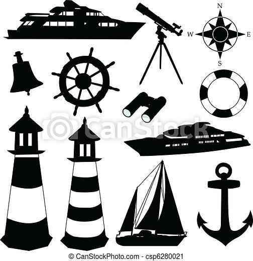 Sailing equipment - csp6280021