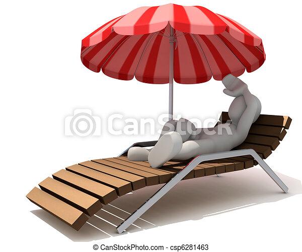Vacation - csp6281463