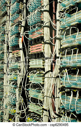 Communication Wiring - csp6290495