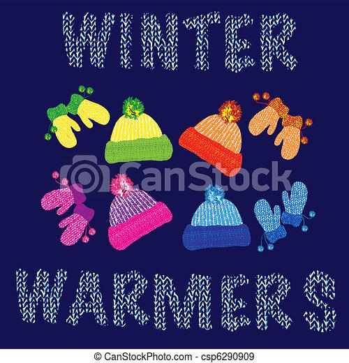 Winter warmers - csp6290909