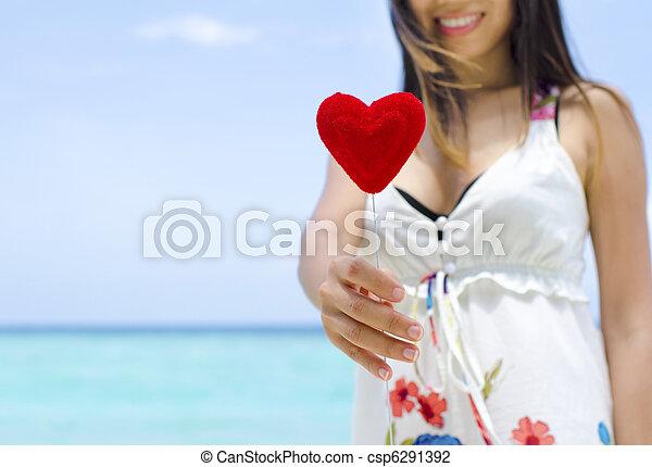Valentine's Day Love - csp6291392