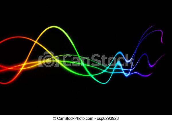 fading sound noise - csp6293928