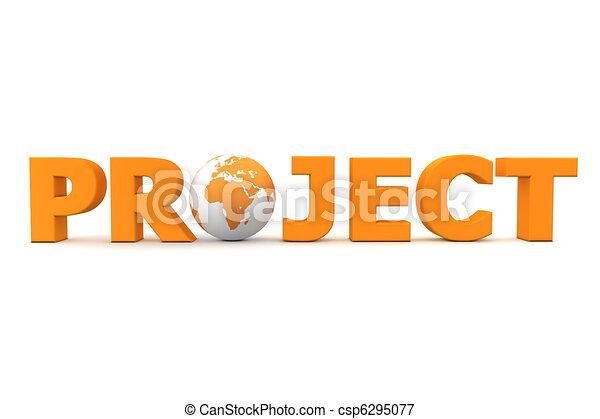Project World Orange - csp6295077