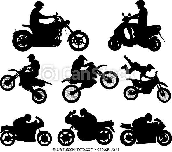 Motorcyclists - csp6300571