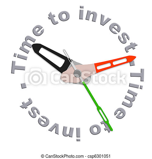 Time to invest - csp6301051
