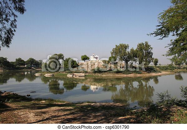 Archivi fotografici di rohet lago garh rajasthan il for Listino prezzi lago