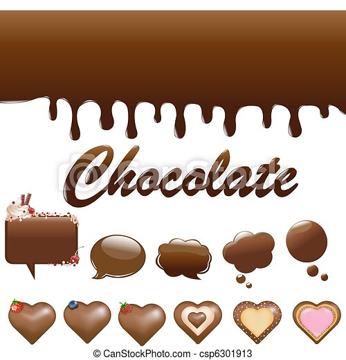 Assortment Chocolates - csp6301913