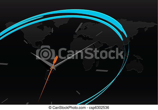 International Time - csp6302536