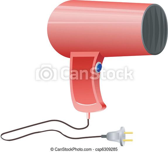 hairdryer - csp6309285