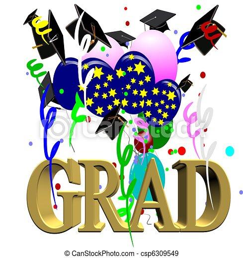graduation day  - csp6309549