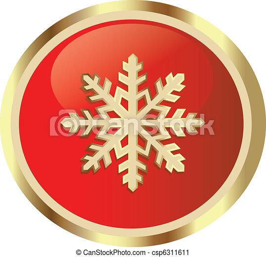 Snow Flakes - csp6311611