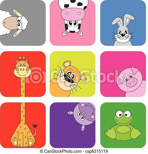 Animals - csp6315119