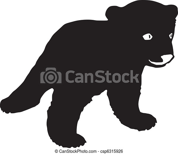 Bear cub Illustrations and Clipart. 4,940 Bear cub royalty free ...