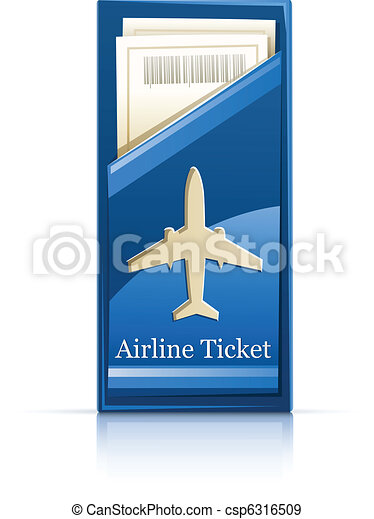 airline ticket - csp6316509