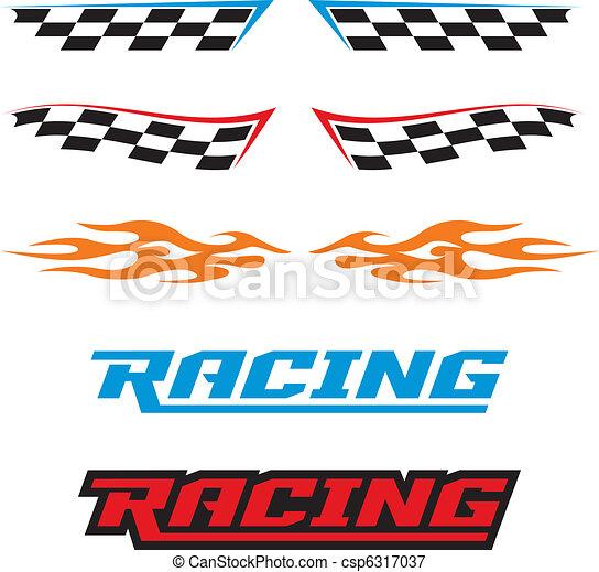 Racing Icons - csp6317037