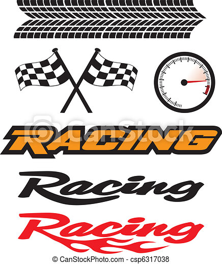Racing Icons - csp6317038