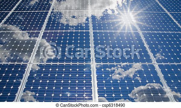 Energie - csp6318490