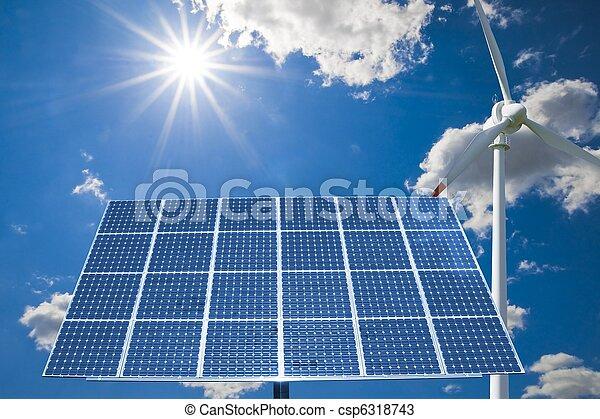 Energie - csp6318743