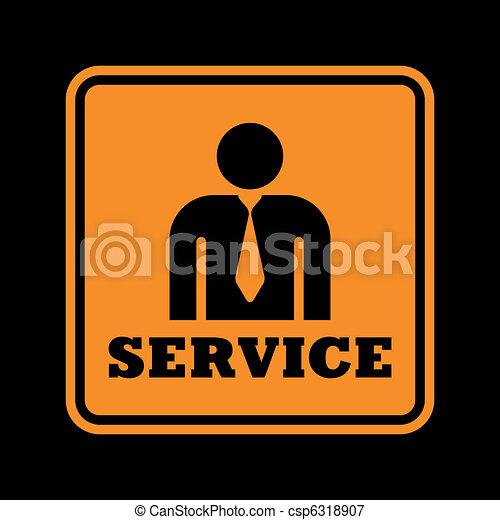 service icon - csp6318907