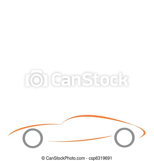 Sports Car Clip Art