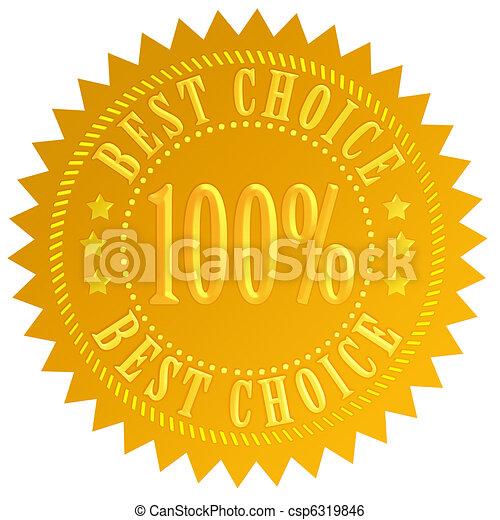 Best choice guarantee - csp6319846