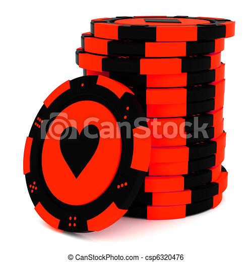 Casino tokens - csp6320476