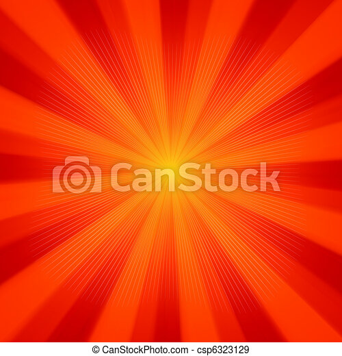 Sun light background. EPS 8 - csp6323129