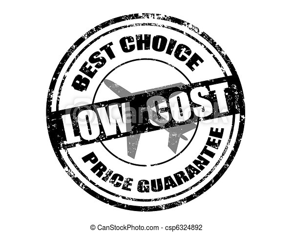 low cost stamp - csp6324892