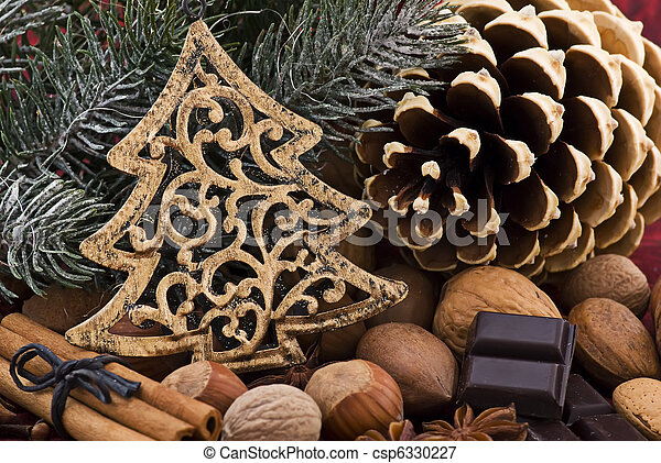 Christmas Decoration - csp6330227
