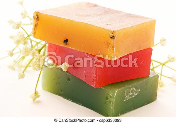 Soap - csp6330893