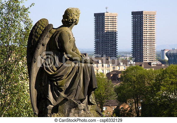 Urban Angel - csp6332129