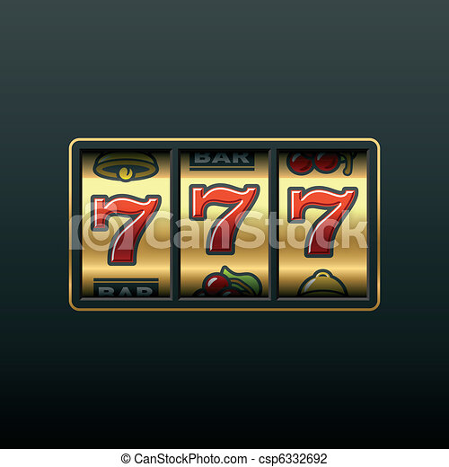 777. Winning in slot machine. - csp6332692