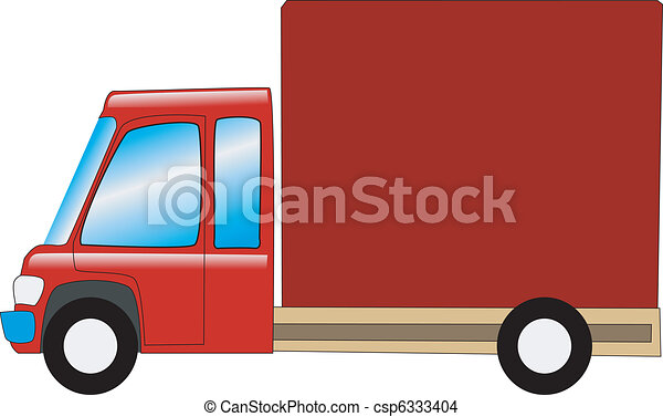 mini truck - csp6333404