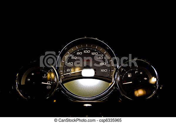 Motorcycle Control Panel - csp6335965
