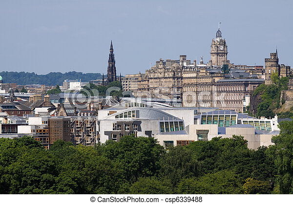 Scottish Parliament, Edinburgh City - csp6339488