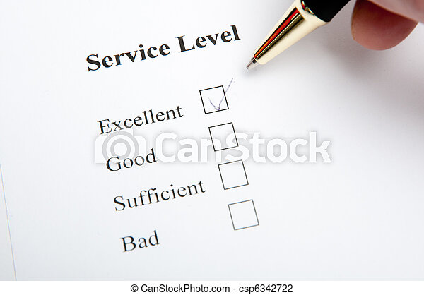Service level - csp6342722