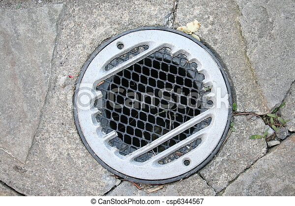 Outdoor water drain pipe system royalty free stock image for Outdoor drain pipe