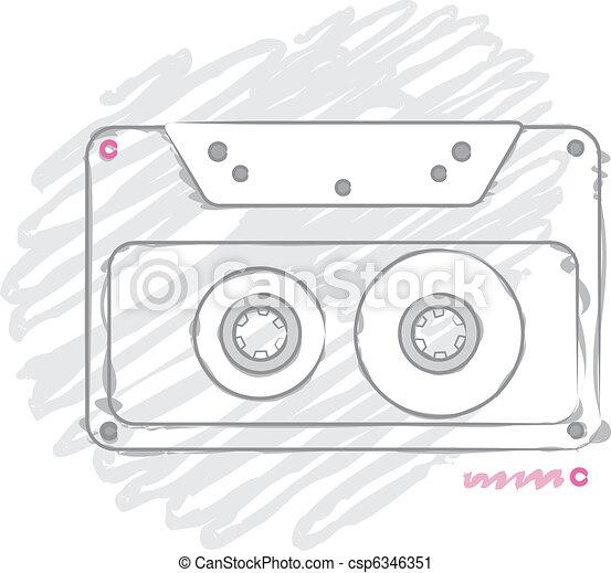 cassette - csp6346351