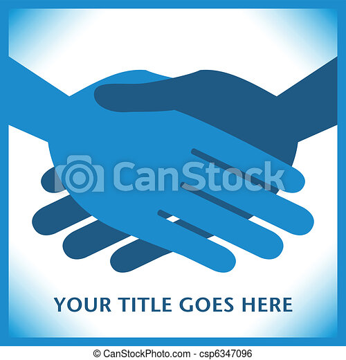 Handshake design. - csp6347096