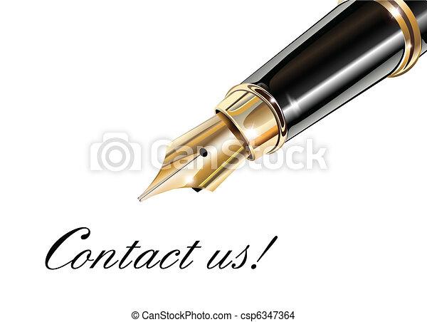 Contact us - csp6347364