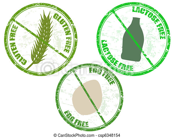 diet stamps - csp6348154