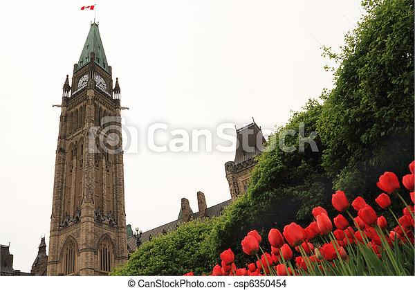 Parliament Hill - csp6350454