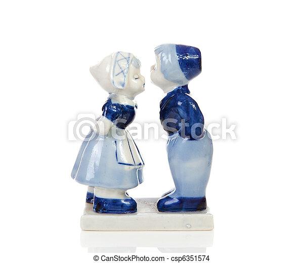 Typical Dutch souvenir - csp6351574