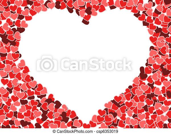 Valentine's day - csp6353019