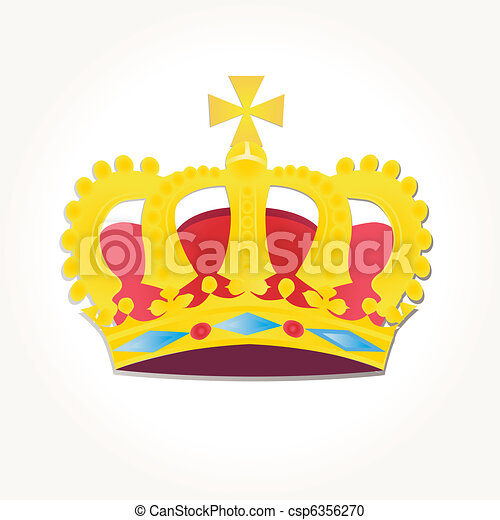 crowns vector - csp6356270