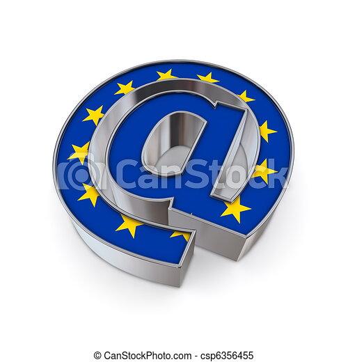 AT National - European Union - csp6356455