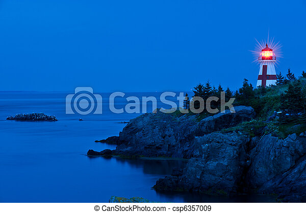 East Quoddy lighthouse - csp6357009