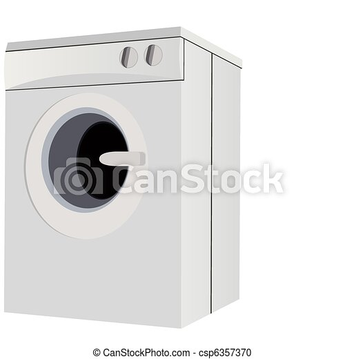 Washing Machine - csp6357370